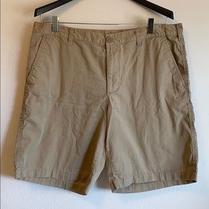 Men's Columbia Khaki Shorts